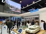 Khai mạc triển lãm vũ khí quốc tế tại UAE