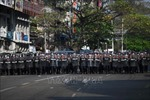 Indonesia lo ngại về những căng thẳng ở Myanmar