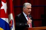 Điện mừng và thư của Lãnh đạo Đảng ta gửi Lãnh đạo Đảng Cộng sản Cuba