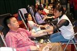 Bảo đảm lượng máu dự trữ cho các bệnh viện