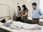 19 công nhân nhập viện nghi do ngộ độc thực phẩm