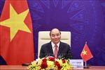 Chủ tịch nước Nguyễn Xuân Phúc phát biểu tại Hội nghị Thượng đỉnh về Khí hậu