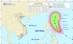 Siêu bão Surigae có thể sẽ ảnh hưởng trực tiếp tới Biển Đông