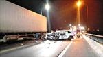Tai nạn liên hoàn trên Quốc lộ 1A làm 3 người thương vong