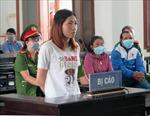 Phạt Trần Thị Tuyết Diệu 8 năm tù giam vì chống phá Nhà nước