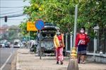 Lào phong tỏa thủ đô Viêng Chăn