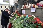 CH Tatarstan tưởng niệm các nạn nhân vụ xả súng tại trường học