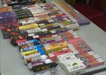 Phát hiện 2 vụ vận chuyển trái phép, thu giữ hơn 4.500 điếu thuốc lá điện tử