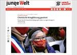 Truyền thông Đức nhận định bà Trần Tố Nga không chùn bước trong vụ kiện lịch sử