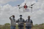 Ấn Độ thử nghiệm thiết bị bay không người lái giao hàng