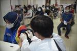 Indonesia ghi nhận số ca mắc mới COVID-19 trong ngày cao nhất kể từ cuối tháng 2
