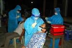 Xuyên đêm lấy xong 60.0000 mẫu xét nghiệm PRC tại thành phố Vinh