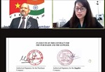 Cộng đồng người Ấn Độ tại TP Hồ Chí Minh ủng hộ công tác phòng, chống dịch