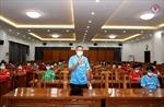 Bóng đá nữ Việt Nam quyết tâm giành vé vào vòng chung kết Asian Cup 2022