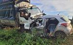 Tai nạn đặc biệt nghiêm trọng trên đường Hồ Chí Minh làm 3 người tử vong