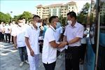 Các địa phương tiếp tục cử đoàn công tác hỗ trợ các tỉnh phía Nam phòng, chống dịch