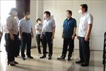 Bộ trưởng Bộ Y tế khảo sát việc thành lập Bệnh viện Hồi sức tại Long An
