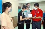 Nam Định: Tặng quà cho công nhân lao động có hoàn cảnh khó khăn