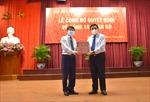 Ông Phạm Minh Sơn được bổ nhiệm làm Giám đốc Học viện Báo chí và Tuyên truyền