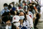 Nhiều nước siết chặt hạn chế, phong tỏa nhằm 'chặt đứt' nguồn lây nhiễm