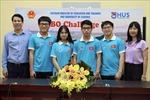 Cả 4 thí sinh Việt Nam dự thi Olympic Sinh học quốc tế đều đoạt huy chương