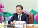 Trưởng ban Kinh tế Trung ương Trần Tuấn Anh tiếp Đại sứ Lào, Canada