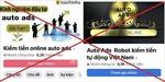 Cảnh báo ứng dụng Auto Ads huy động vốn đa cấp lừa đảo
