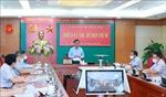 Thi hành kỷ luật Đảng ủy Cơ quan Sở Kế hoạch và Đầu tư TP Hà Nội nhiệm kỳ 2015-2020
