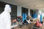 Bí thư Tỉnh ủy An Giang kiểm tra công tác phòng, chống dịch tại 'điểm nóng' huyện Phú Tân