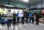 Hỗ trợ người dân gặp khó khăn ở TP Hồ Chí Minh