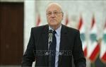 Điện mừngThủ tướng nước Cộng hòa Liban