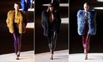 Thương hiệu thời trang Saint Laurent đoạn tuyệt với lông thú
