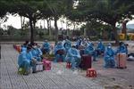 Bà Rịa-Vũng Tàu đón 215 thai phụ về từ TP Hồ Chí Minh