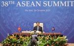 Ngày đầu tiên trong chuỗi các Hội nghị cấp cao ASEAN 38 & 39 và các Hội nghị cấp cao liên quan