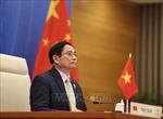 Thủ tướng Phạm Minh Chính mong muốn Trung Quốc hỗ trợ ASEAN phát huy vai trò trung tâm, củng cố lòng tin chiến lược