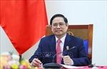 Thủ tướng Phạm Minh Chính điện đàm với Tổng thống Cộng hòa Chile