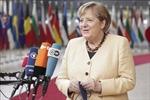 Các nhà lãnh đạo EU ca ngợi Thủ tướng Đức Angela Merkel
