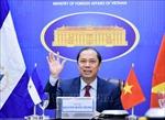 Tham khảo chính trị Việt Nam - Nicaragua