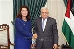 Tổng thống Palestinekêu gọi khởi động tiến trình chính trị do Nhóm Bộ tứ bảo trợ