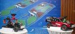 Chung kết cuộc đua xe tự hành dành cho giới trẻ Việt đam mê công nghệ