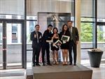 Sinh viên Việt Nam giành ngôi quán quân về công nghệ thông tin lĩnh vực khách sạn