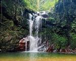 Đến Bình Liêu, Quảng Ninh khám phá thác Đỏ với rừng Ngàn Chi