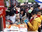 Khai mạc 'Phố sách xuân Canh Tý 2020' tại Hà Nội