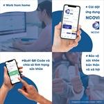 Giám sát đối tượng cách ly trên ứng dụng NCOVI