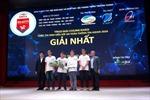 Trao giải cuộc thi sinh viên với An toàn thông tin ASEAN 2020