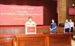Thành ủy Hà Nội ủng hộ Quỹ phòng, chống dịch COVID-19