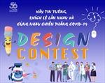 Phát động cuộc thi thiết kế cùng nhau chiến tháng COVID-19