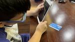 Vĩnh Long: Tiếp nhận 500 máy tính bảng hỗ trợ học sinh gặp khó khăn