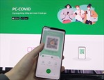 App PC-COVID bổ sung tính năng cho phép các điểm quét QR cá nhân qua webcam, camera máy tính