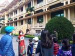 Hào hứng trải nghiệm tour bộ hành tham quan kiến trúc Pháp trong lòng Hà Nội